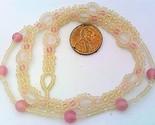 Rose quartz daisy chain choker thumb155 crop