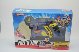 Mattel Hot Wheels Rumblers Fuel N' Fire Play Set By Hot Wheels M0027 New - $22.76