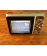 Sony Cyber-Shot 8.1 Mega Pixels D5C-7S80, Silver - With Charger & Mem. C... - $14.85