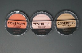 Covergirl Trublend So Flushed High Pigment Bronzer & Blush Brand New  - $7.37