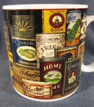 Homestead Pantry Coffee Mug David Carter Brown Ceramic 12oz Sakura - $14.97