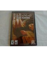NEW Agatha Christie the ABC Murders PC Game Factory sealed - $15.00