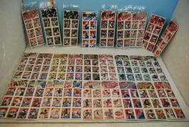 27 Packs of 1996 Major League Baseball Pro-Stamps 1/2 Still Sealed - $27.72