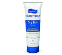 2 x Rosken Skin Repair Dry Skin Cream (75ml) EXPEDITE SHIPPING  - $14.79