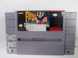 Super Nintendo SNES Super Play Action Football game - $4.95