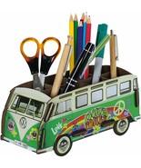 Werkhaus Wooden Volkswagon VW T1 Hippie Camper Van Kombi Pen & Pencil Ho... - $22.99