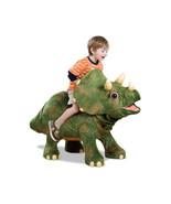 Playskool Kota My Triceratops Ride On Animatronic Life-Size Baby Dinosau... - $445.45
