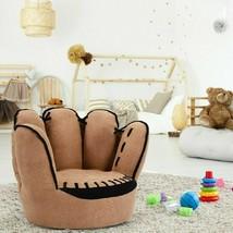Household Five Fingers Baseball Glove Shaped Kids Leisure Upholstered So... - $122.99
