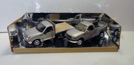 Maisto - (Lot of 2) - Ford - F350 & F150 4x4 Off Road- Pickup Trucks - D... - $47.04
