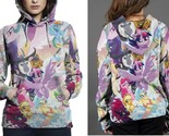 My little pony hoodie fullprint for women thumb155 crop