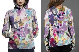 My Little Pony HOODIE FULLPRINT FOR WOMEN - $42.99+