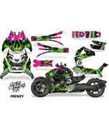 Full Body Wrap Graphic Sticker Decal for Can-Am Ryker 2019 - Frenzy Green - $287.05