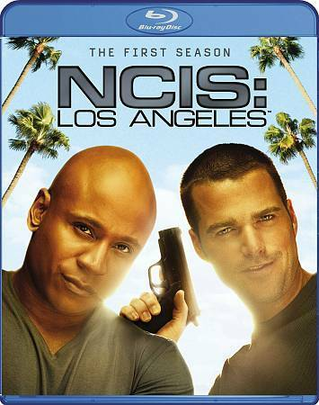 NCIS: Los Angeles: First Season [Blu-ray]