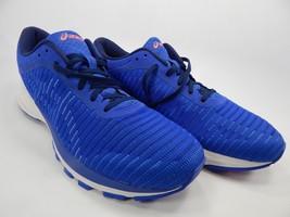 Asics Dynaflyte 2 Size 10 M (B) EU 42 Women's Running Shoes White Blue T7D5N - $87.06