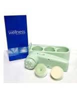 AVON WELLNESS HOME FACIAL SET Cleanse Exfoliate & Massage NIB - $14.95