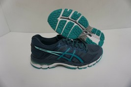 ASICS Femmes Gel-Superion Fumée Bleu Chaussures Course Taille 9 US Neuf - $136.36