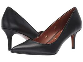 Coach 60 mm Waverly Pump - Leather Black - $139.00