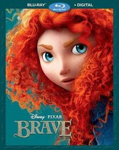 Disney/Pixar Brave [Blu-ray + Digital] New