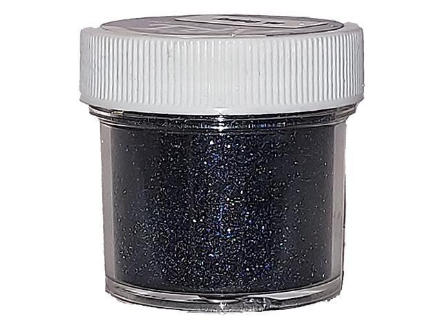 The Art Institute Glittering System-Galaxy Glitter- #80 (Blue-Black)