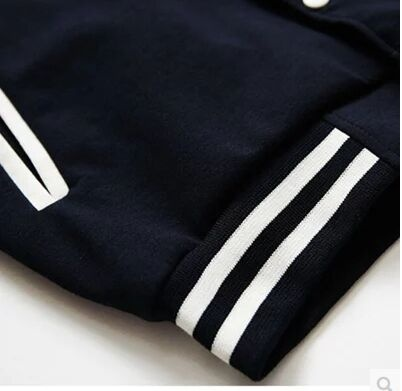 2018 New Arrival Kpop Star Super Junior Baseball Uniform Korean Couple Hoodies A image 6