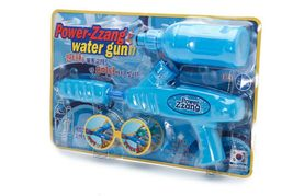 Jeus Toys Power ZZang Water Squirt Gun Pistol Soaker Blaster Toy 26 Ft (Blue) image 3