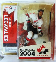 Vincent Lecavalier - McFarlane NHL Hockey - Team Canada 2004 - New - $13.72