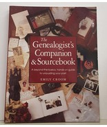 The Genealogist's Companion and Sourcebook, A Beyond-the-Basics, Hands-O... - $15.00