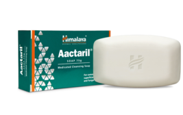 5 x Himalaya Aactaril Medicated cleansing soap-75 g - $35.88