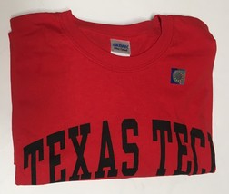 TEXAS TECH University Long Sleeve Jersey Shirt Sz 2XL image 5