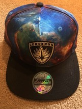 GUARDIANS OF THE GALAXY VOL. 2 SNAPBACK HAT MULTI-COLORED EMBROIDERED VG... - $18.80