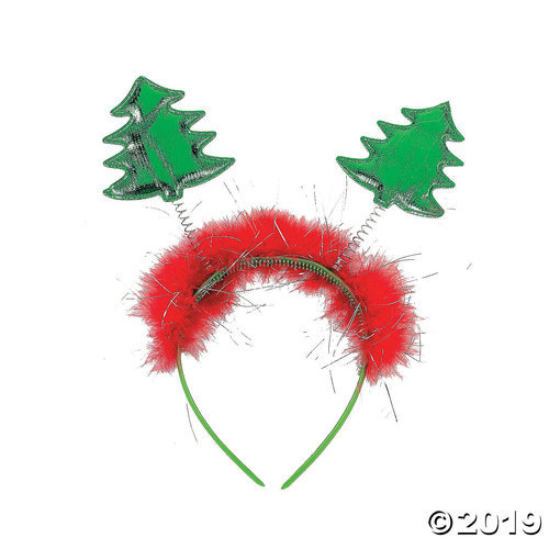 Primary image for Christmas Tree Head Boppers