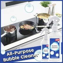 All Purpose Bubble Cleaner Foam Kitchen Bathroom Steel Grease Sponge Non-Toxic - $1.97+