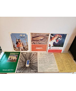Vintage Lot of Early 70's Hunting and Shooting Ephemera, 1960's, 1970's - $22.77