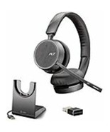 Poly Voyager 212741-01 4220 UC Charge Stand UC,USB-A - Stereo - Wireless... - $183.56