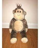 """Build-a-Bear Workshop 19"""" Plush Monkey, Brown Tan - $9.90"""