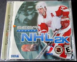 NHL 2K - Sega Dreamcast [Sega Dreamcast] - $18.99