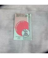 1930's Bond Clothes, Boston, Note Pad, Exc. Condition - $8.59