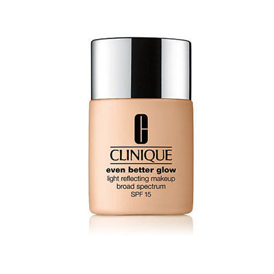 Primary image for CLINIQUE Even Better Glow Light Reflecting Makeup FOUNDATION SPF15 BRULEE WN68