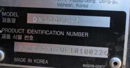 2015 DOOSAN DX300 LL-5 For Sale in Sacramento, California 94203 image 7
