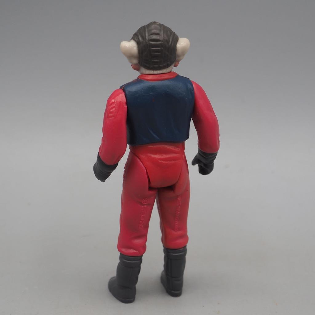 Vintage Star Wars Nien Nunb Figurine Articulée Haute Qualité NM