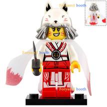 Akita (Human Form) Ninjago the Forsaken Emperor Minifigures Toy Gift New - $2.75