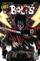 BOLTS #3 ACTION LAB   rel date 08/10/2016 - $3.99
