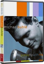 Michael Buble': Come Fly With Me [Live Performance DVD + Audio CD] *NEW ... - $19.84