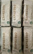 4 LBS Starbucks Espresso Dark Roast Arabica Whole Bean Coffee Best By 5/17 - $31.99