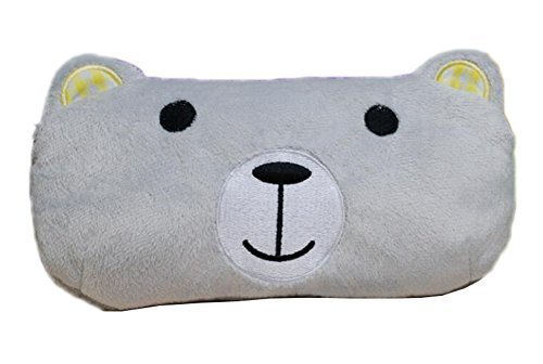 Cute Bear Plush Students Pencil Case
