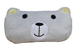 Cute Bear Plush Students Pencil Case - $17.52