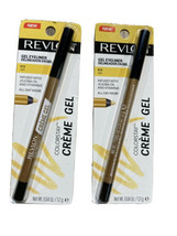 Revlon Colorstay Creme Gel Eyeliner 815 24K 1.2g 0.04 oz All Day Wear Ne... - $9.89