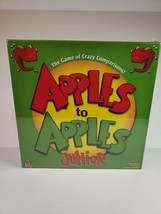Apples To Apples Junior Crazy Combinations Card Game Ages 9+ - New! - $21.49