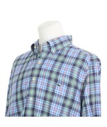 Vineyard Vines Slim Fit Tucker Multi-Color Check Plaid Casual Shirt Mens... - £28.85 GBP