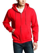 Russell Athletic Men's Dri Power Full Zip Fleece Hoodie Sweatshirt - $28.14+